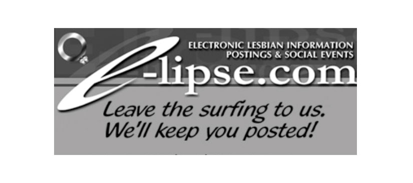 Elipse – Electronic Lesbian Information, Postings & Social Events