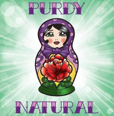 Purdy Natural - Community - Logo#2
