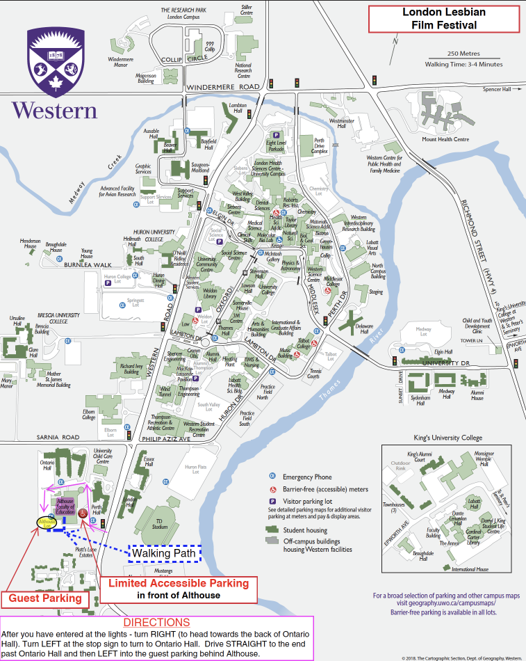 A pdf with a map is available in the link below.